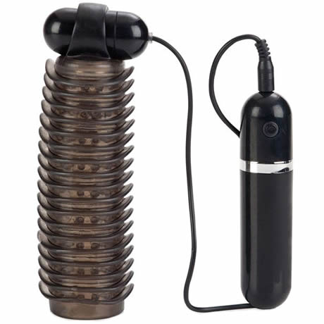 CalExotics ADONIS 10-Function Vibrating Stroker