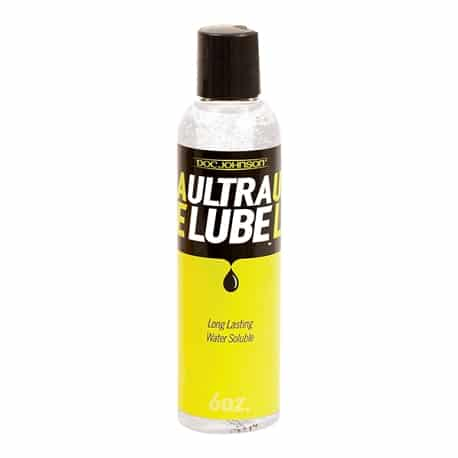 DOC JOHNSON ULTRA LUBE Long Lasting Water Soluble 6oz.