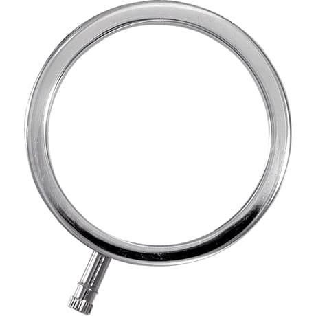 ELECTRASTIM Electro-Sex Cock / Scrotal Ring ElectraRing 1.26 Inch / 32mm Metal Cock Ring