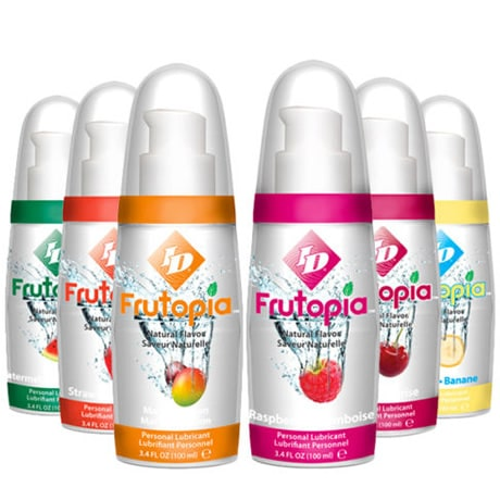 ID Frutopia Natural Flavor Watermelon Personal Lubricant 100ml