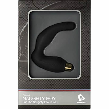 Rocks-Off NAUGHTY-BOY Vibrating Prostate Massager