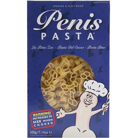 Spencer & Fleetwood Penis Pasta 200g