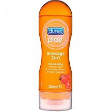 durex play massage 2in1 intimate lube & massage gel with arousing Guarana 200ml