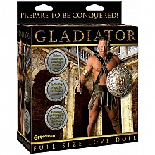 GLADIATOR FULL SIZE LOVE Inflatable Male Sex Doll