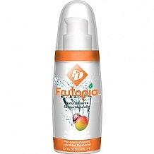 ID Frutopia Natural Flavor Mango Personal Lubricant 100ml