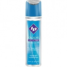ID GLIDE Natural Feel Water Based Lubricant 2.2 fl oz / 65ml