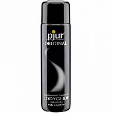 pjur ORIGINAL super concentrated BODYGLIDE Silicone Based Lubricant 100ml / 3.4 fl oz