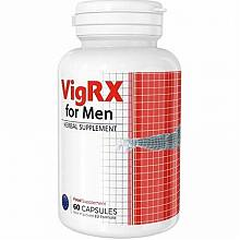 VigRX for Men HERBAL SUPPLEMENT Penis Enhancement Pills 60 Capsules